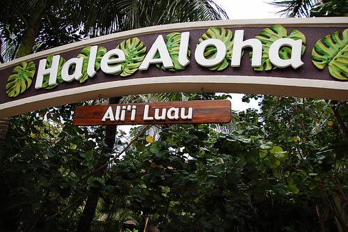 Oahu Luau